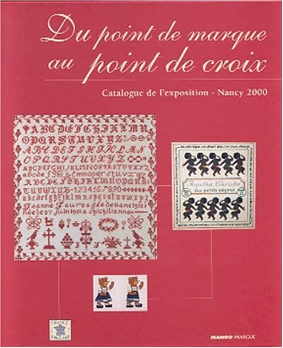 catalogue de point de croix
