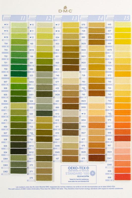 couleur dmc