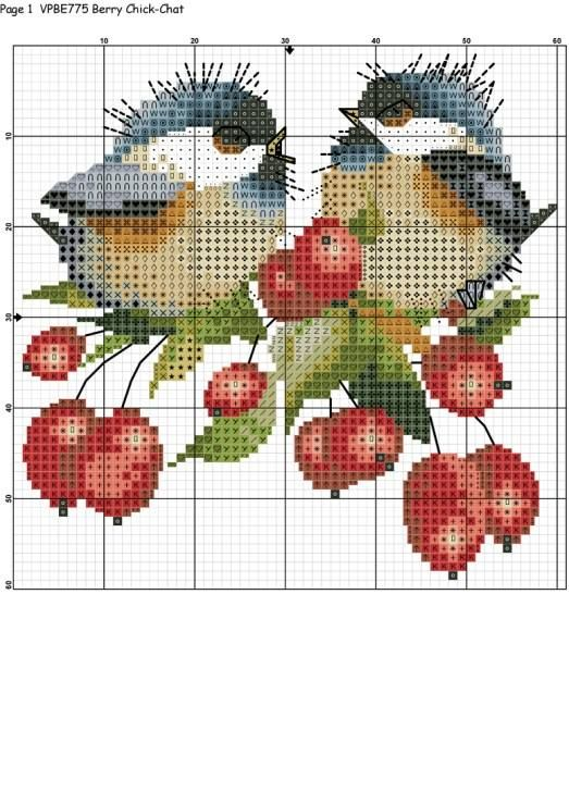 cross stitch embroidery patterns