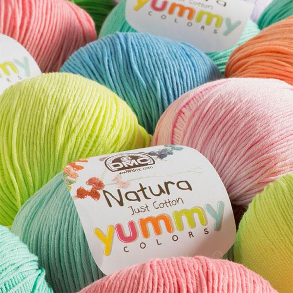 natura just cotton dmc